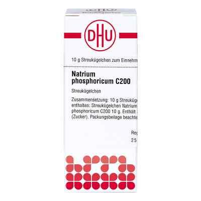Natrium Phosphoricum C200 Globuli  bei Apotheke.de bestellen