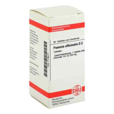 Paeonia Officin. D2 Tabletten  bei Apotheke.de bestellen