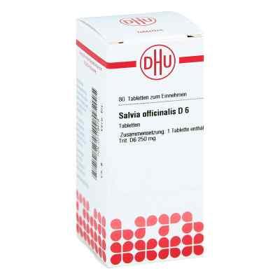 Salvia Officinalis D6 Tabletten  bei Apotheke.de bestellen