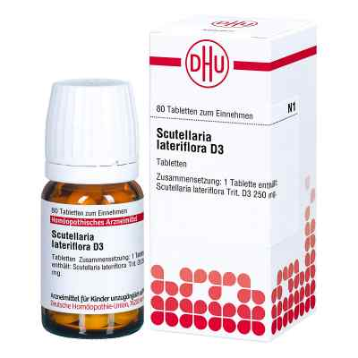 Scutellaria Lateriflora D3 Tabletten  bei Apotheke.de bestellen