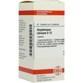 Strychninum Nitric. D12 Tabletten  bei Apotheke.de bestellen