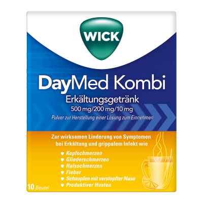 Wick Daymed Kombi Erkältungsgetränk  bei Apotheke.de bestellen