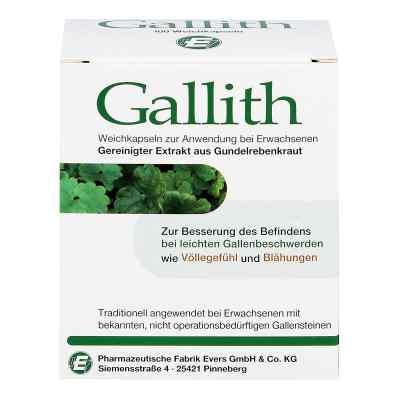 Gallith Kapseln  bei Apotheke.de bestellen