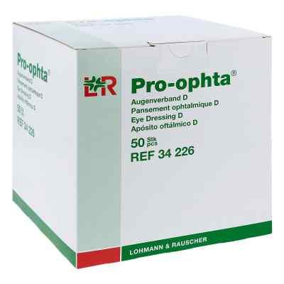 Pro Ophta Augenverband D 34226  bei Apotheke.de bestellen