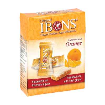 Ingwer Bonbons Original Orange