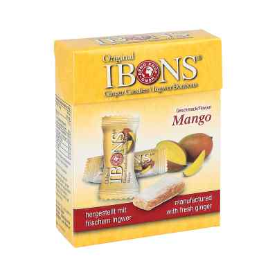 Ingwer Bonbons Original Mango