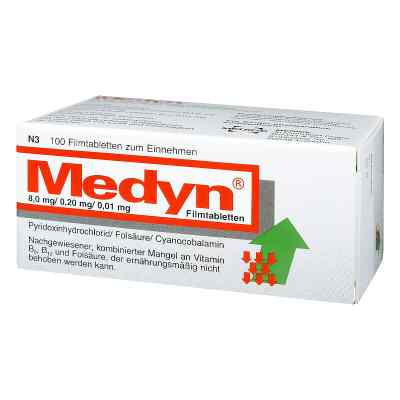 Medyn Filmtabletten  bei Apotheke.de bestellen