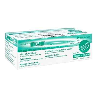 Mundschutz grün mit  Gummiband  bei Apotheke.de bestellen
