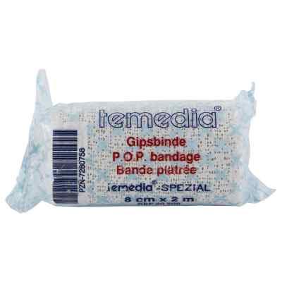 Gipsbinde Temedia spezial 2 m x 8 cm  bei Apotheke.de bestellen