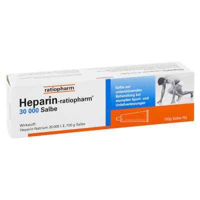 Heparin-ratiopharm 30000  bei Apotheke.de bestellen