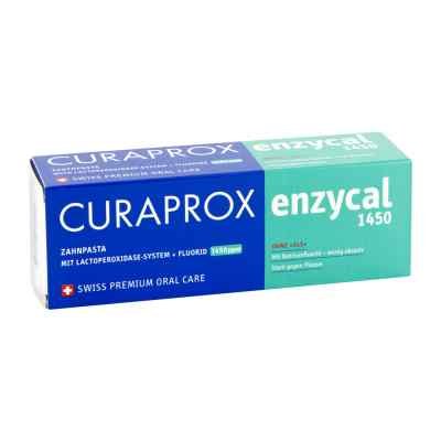 Enzycal Curaprox Zahnpasta  bei Apotheke.de bestellen