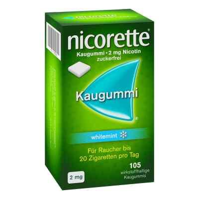 Nicorette 2mg whitemint  bei Apotheke.de bestellen