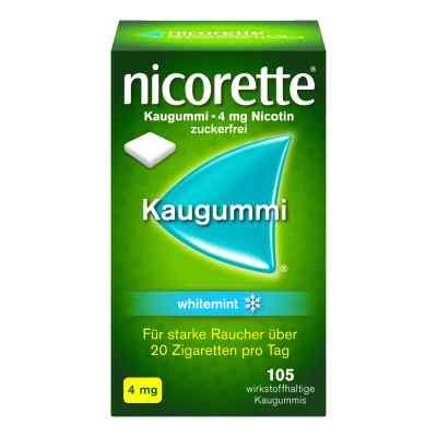 Nicorette 4mg whitemint  bei Apotheke.de bestellen