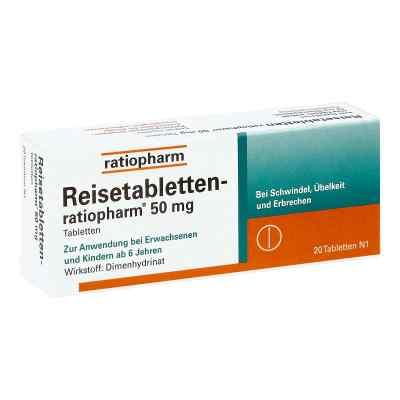 Reisetabletten-ratiopharm  bei Apotheke.de bestellen