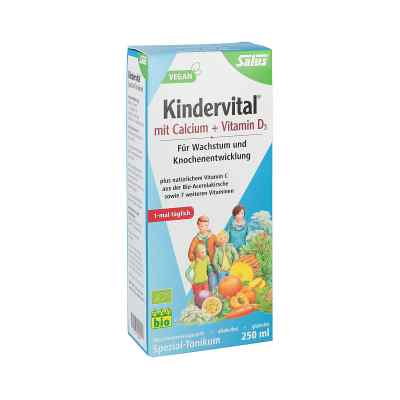 Kindervital Bio mit Calcium+d3 Tonikum Salus  bei Apotheke.de bestellen