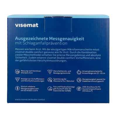 Visomat double comfort Oberarm Blutdruckmessger.  bei Apotheke.de bestellen