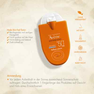 Avene Sunsitive Reflexe Solaire Emulsion Spf 50+  bei Apotheke.de bestellen