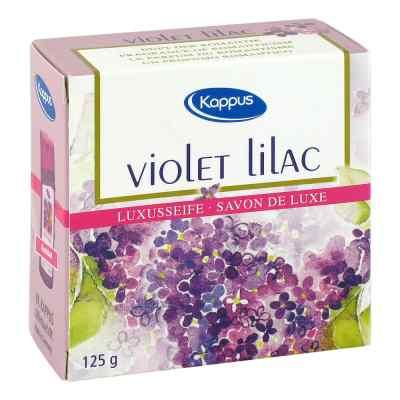 Kappus Violet Lilac Luxusseife  bei Apotheke.de bestellen