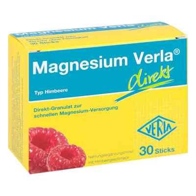 Magnesium Verla direkt Granulat Himbeere  bei Apotheke.de bestellen