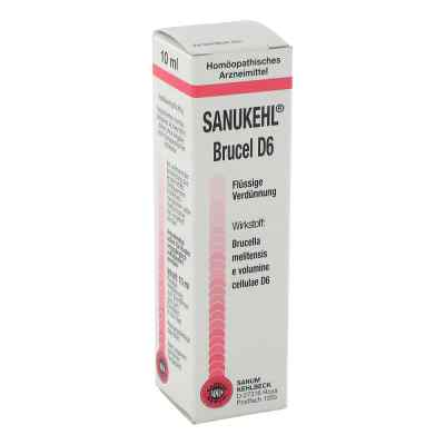 Sanukehl Brucel D 6 Tropfen  bei Apotheke.de bestellen