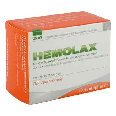 Hemolax 5mg  bei Apotheke.de bestellen