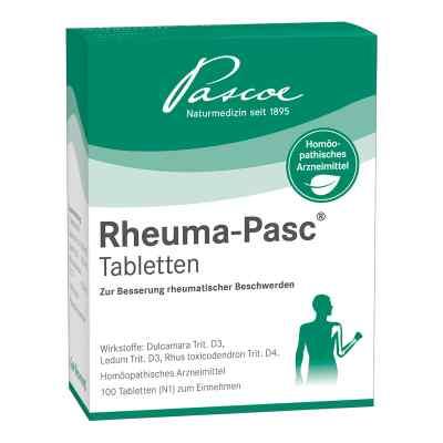 Rheuma Pasc Tabletten  bei Apotheke.de bestellen