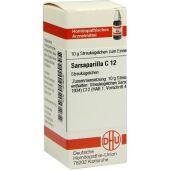 Sarsaparilla C 12 Globuli  bei Apotheke.de bestellen