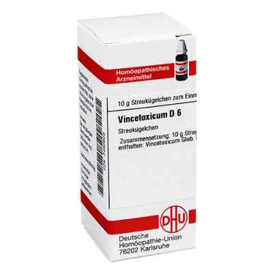 Vincetoxicum D 6 Globuli  bei Apotheke.de bestellen