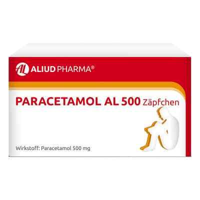 Paracetamol AL 500  bei Apotheke.de bestellen
