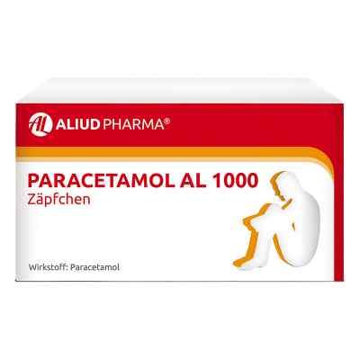 Paracetamol AL 1000  bei Apotheke.de bestellen