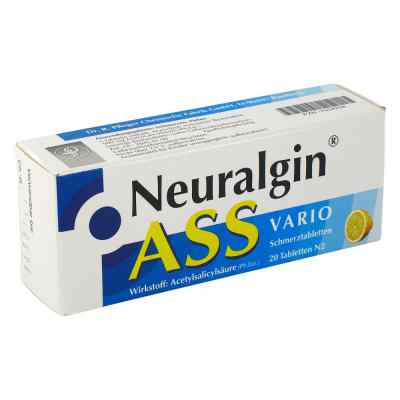 Neuralgin Ass Vario Tabletten