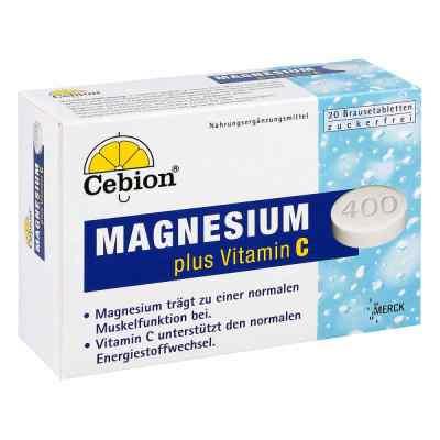 Cebion Plus Magnesium 400 Brausetabletten  bei Apotheke.de bestellen