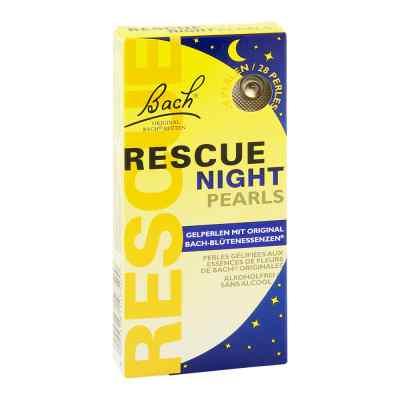 Bach Original Rescue Night Perlen  bei Apotheke.de bestellen