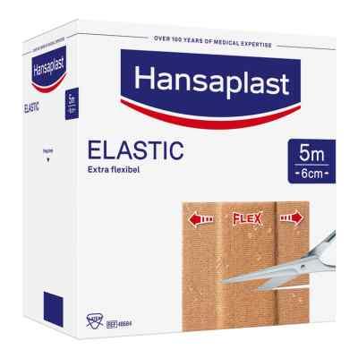 Hansaplast Elastic Pflaster 5mx6cm  bei Apotheke.de bestellen