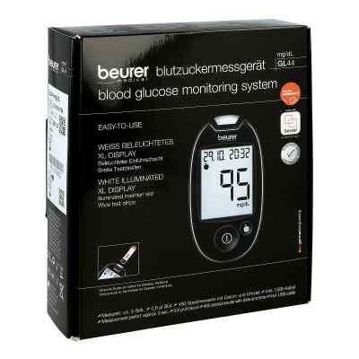 Beurer Gl44 mg/dl Blutzuckermessgerät  bei Apotheke.de bestellen