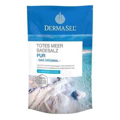 Dermasel Totes Meer Badesalz Pur