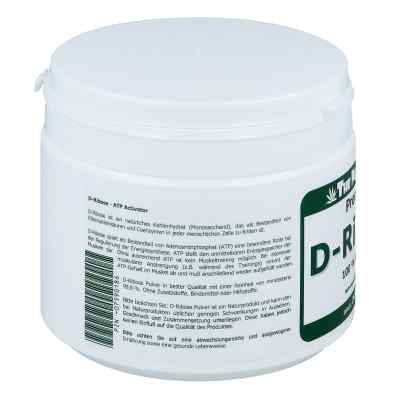 D-ribose 100% hochrein Pulver  bei Apotheke.de bestellen