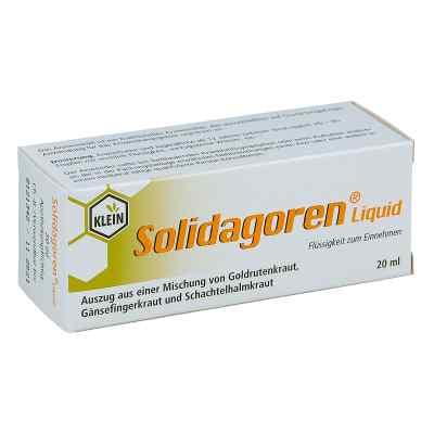 Solidagoren Liquid  bei Apotheke.de bestellen