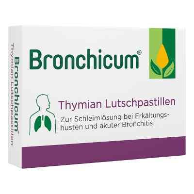 Bronchicum Thymian Lutschpastillen  bei Apotheke.de bestellen