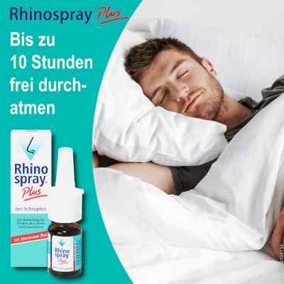 Rhinospray Plus bei Schnupfen Nasenspray  bei Apotheke.de bestellen