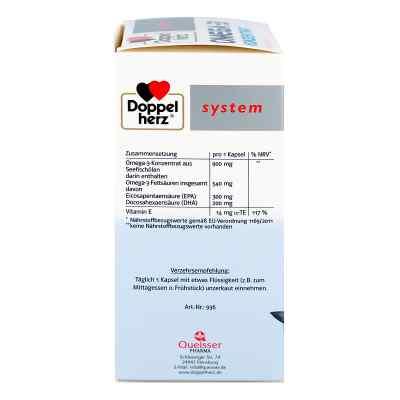 Doppelherz Omega-3 Konzentrat system Kapseln  bei Apotheke.de bestellen