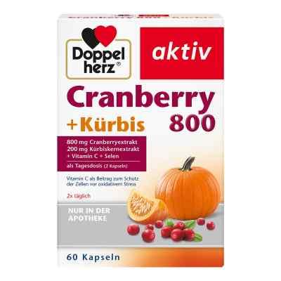 Doppelherz Cranberry + Kürbis Kapseln  bei Apotheke.de bestellen