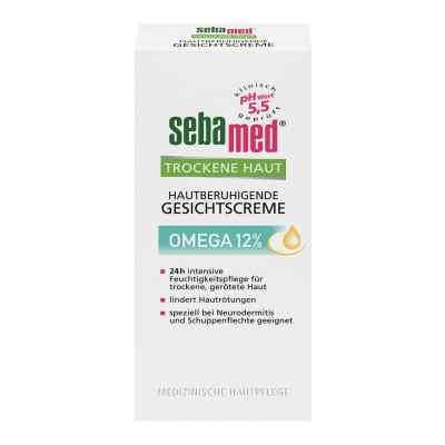 Sebamed Trockene Haut Omega 12% Gesichtscreme  bei Apotheke.de bestellen
