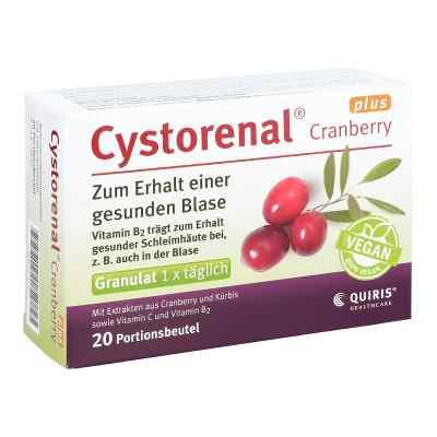 Cystorenal Cranberry plus  bei Apotheke.de bestellen