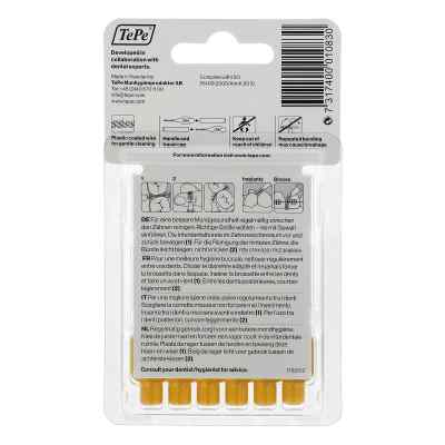 Tepe Interdentalbürste 0,7mm gelb  bei Apotheke.de bestellen