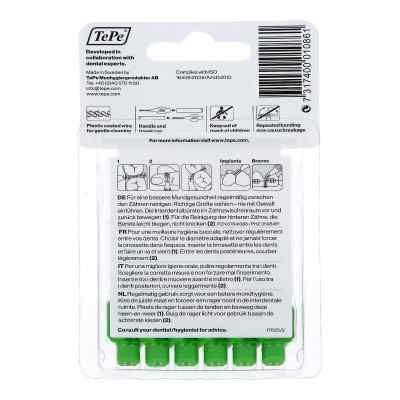 Tepe Interdentalbürste 0,8mm grün  bei Apotheke.de bestellen