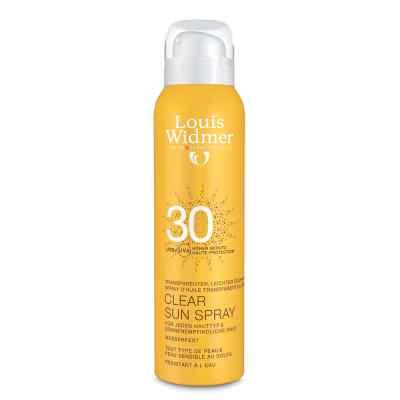 Widmer Clear Sun Spray 30 leicht parfümiert  bei Apotheke.de bestellen