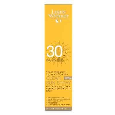 Widmer Clear Sun Spray 30 unparfümiert  bei Apotheke.de bestellen
