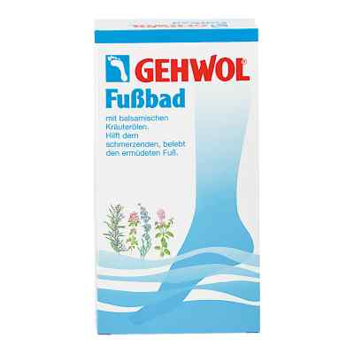 Gehwol Fussbad Portionsbtl.  bei Apotheke.de bestellen