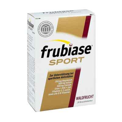 Frubiase Sport Waldfrucht Brausetabletten